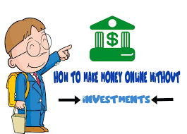 5 Ways to Make Money from Internet Without Investment